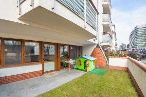 Apartamenty Sun & Snow Promenada, Apartmány  Świnoujście - big - 110