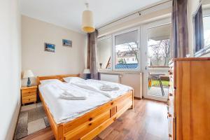 Apartamenty Sun & Snow Promenada, Apartmány  Świnoujście - big - 112