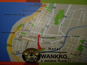 Hospedaje Wankko, Гостевые дома  Huanchaco - big - 14
