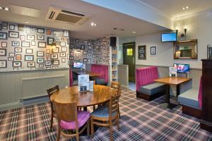 The Abbey Inn, Gasthäuser  Paisley - big - 24