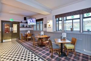 The Abbey Inn, Gasthäuser  Paisley - big - 29
