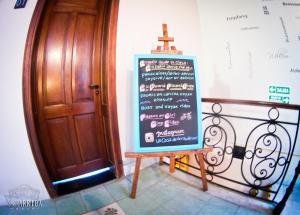 La Casa De Arriba Hostel Rosario, Ostelli  Rosario - big - 23