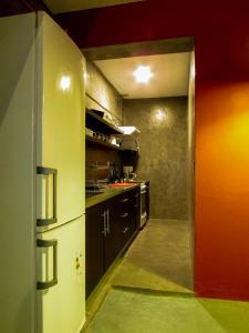 La Casa De Arriba Hostel Rosario, Ostelli  Rosario - big - 9