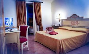 Grand Hotel Helio Cabala, Hotely  Marino - big - 11