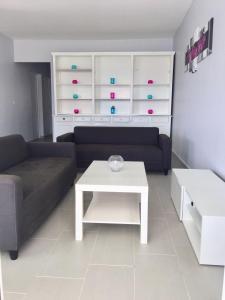 Le Domaine Turquoise, Апартаменты  Le Moule - big - 23