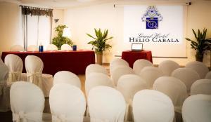 Grand Hotel Helio Cabala, Hotely  Marino - big - 23