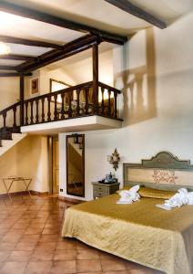 Grand Hotel Helio Cabala, Hotely  Marino - big - 7