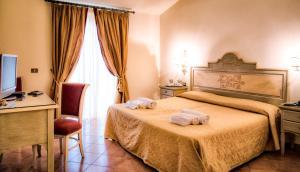 Grand Hotel Helio Cabala, Hotely  Marino - big - 8