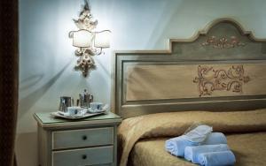 Grand Hotel Helio Cabala, Hotely  Marino - big - 6