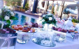 Grand Hotel Helio Cabala, Hotely  Marino - big - 34