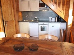 Apartment Goelia, Appartamenti  La Toussuire - big - 5
