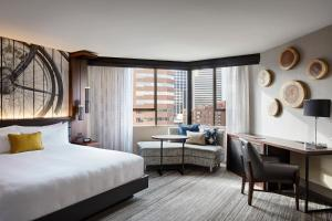 King or Double Room with City View