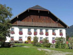 Plombergbauer, Apartmanok  Sankt Gilgen - big - 31
