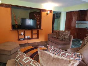 Chateau Bamboo, Priváty  Gros Islet - big - 7