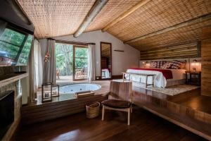 Special Chalet with Spa Bath