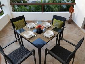 Luxury 2 Bedroom Bahia Principe Condo, Апартаменты  Акумаль - big - 45