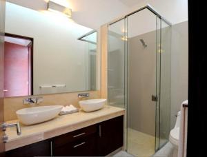 Luxury 2 Bedroom Bahia Principe Condo, Апартаменты  Акумаль - big - 49