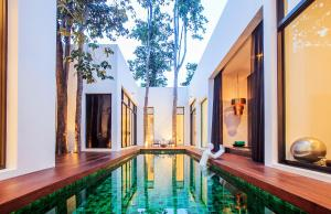 The Secret Pool Villas By The Library Koh Samui
