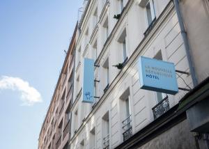 Hôtel La Nouvelle République, Szállodák  Párizs - big - 66