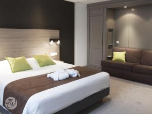 Hotel Verte Vallée, Hotel  Munster - big - 25