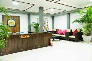 Baan Chan Kaew, Hotel  Baan Tai - big - 55