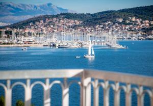 Apartments More, Ferienwohnungen  Trogir - big - 23