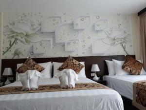 Sky Beach, Hotels  Ao Nang Beach - big - 6