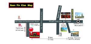 Baan Pinklao, Ferienwohnungen  Bangkok - big - 43
