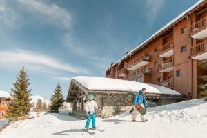 Pierre & Vacances Premium Les Alpages de Chantel, Aparthotels  Arc 1800 - big - 56