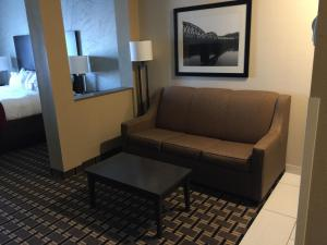 Suite King with Sofa Bed