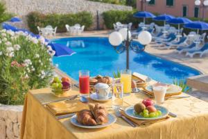 Hotel Ristorante Panoramico, Hotely  Castro di Lecce - big - 39