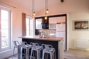 L'Ecuyer, Apartmány  Toulouse - big - 17