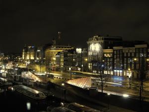 A-Train Hotel(Ámsterdam)