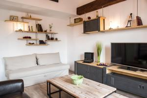 L'Ecuyer, Апартаменты  Тулуза - big - 15