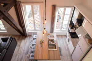 L'Ecuyer, Апартаменты  Тулуза - big - 12