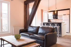 L'Ecuyer, Апартаменты  Тулуза - big - 11