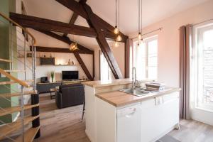 L'Ecuyer, Апартаменты  Тулуза - big - 5