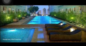 Smdc Green Residences Live in Style 1 Bedroom Unit, Residence  Manila - big - 8