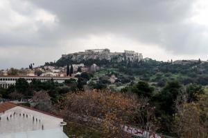 Live Life Acropolis, Apartmány  Atény - big - 11