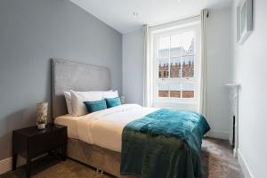 Stunning 2 bed Sleeps 6, 1 min to Bond St, Apartmanok  London - big - 8