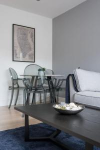 Stunning 2 bed Sleeps 6, 1 min to Bond St, Appartamenti  Londra - big - 9