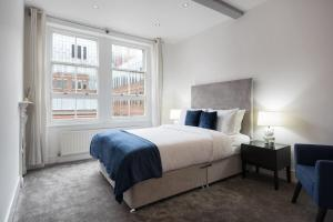 Stunning 2 bed Sleeps 6, 1 min to Bond St, Apartmanok  London - big - 11