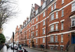 Stunning 2 bed Sleeps 6, 1 min to Bond St, Apartmanok  London - big - 14