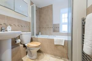 Stunning 2 bed Sleeps 6, 1 min to Bond St, Apartmanok  London - big - 15