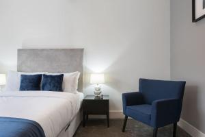 Stunning 2 bed Sleeps 6, 1 min to Bond St, Apartmány  Londýn - big - 16