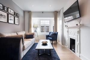 Stunning 2 bed Sleeps 6, 1 min to Bond St, Apartmanok  London - big - 1