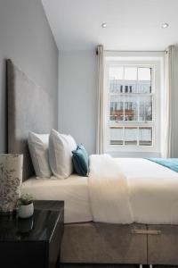 Stunning 2 bed Sleeps 6, 1 min to Bond St, Apartmanok  London - big - 19