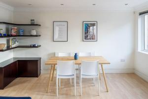 Stunning 1 bed sleeps 4 in Paddington, Apartmány  Londýn - big - 2