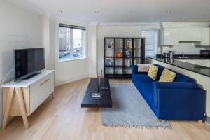 Stunning 1 bed sleeps 4 in Paddington, Апартаменты  Лондон - big - 6