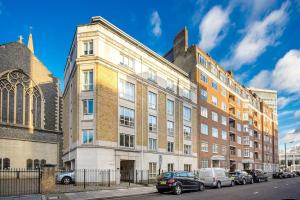 Stunning 1 bed sleeps 4 in Paddington, Apartmány  Londýn - big - 8